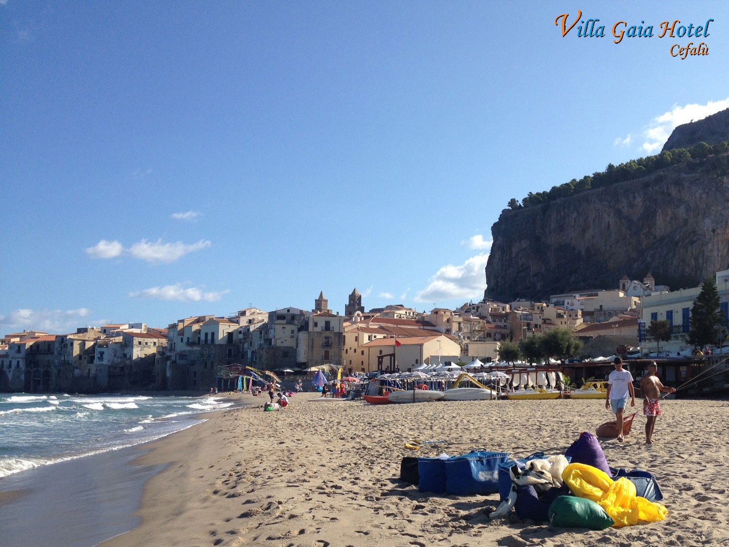 "Cefalu and ""VentoDamare"" Kite Festival 20155"