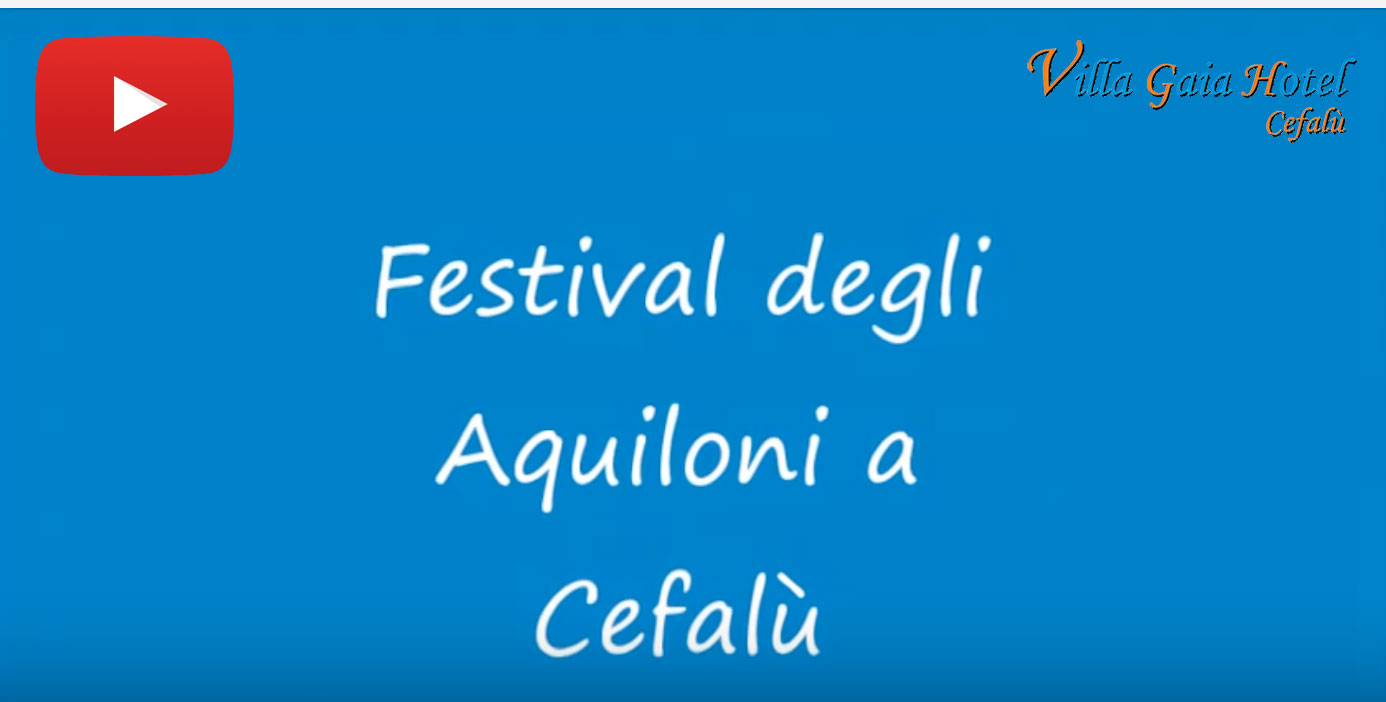 "Cefalu and ""VentoDamare"" Kite Festival 2015"