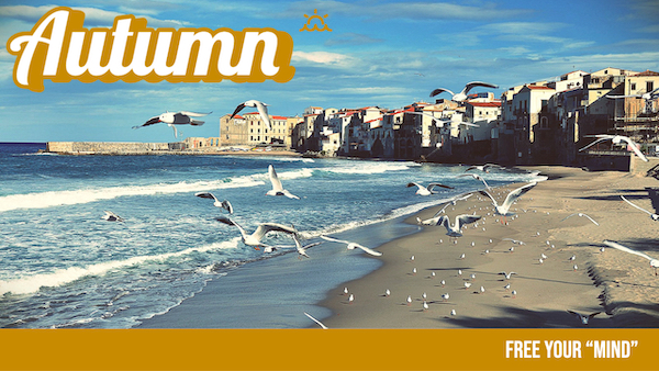 What to do in cefalù during Autumn
