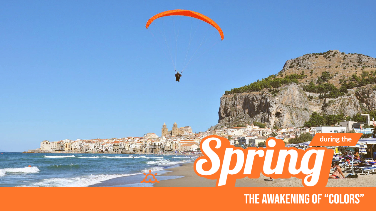 Spring In Cefalu Hotel Open All Year Round